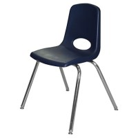 Stackable Chairs with Swivel Glides: SCHOOLSin