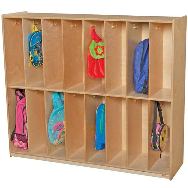 drafting chairs lounge for sale coat locker - 16 sections | wood designs schoolsin
