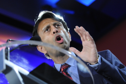 Louisiana Governor Bobby Jindal (Getty Images photo)