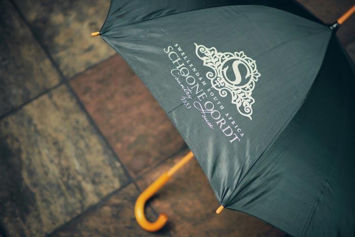 Schoone Oordt Umbrellas