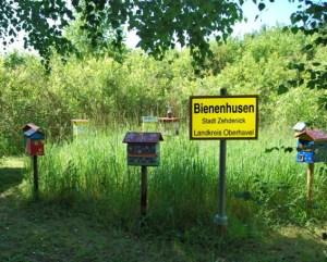 Bienenhusen Foto: Lutz Reinhardt