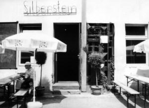 Silberstein an der Oranienburger Straße 27 Foto: Petra Elsner