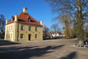 Das Jagdschloss Groß Schönebeck im Februar 2014. Foto: Lutz Reinhardt