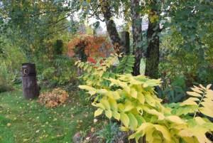 Herbstgarten,