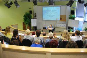 Lesung: Schulstunde für Lehrer