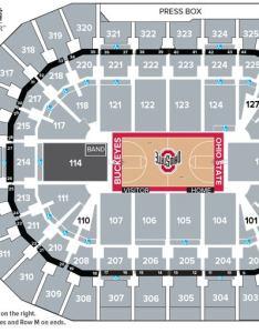 Basketball mapg also seating charts schottenstein center rh schottensteincenter