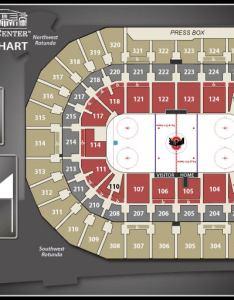 View large map hockey seating also charts schottenstein center rh schottensteincenter