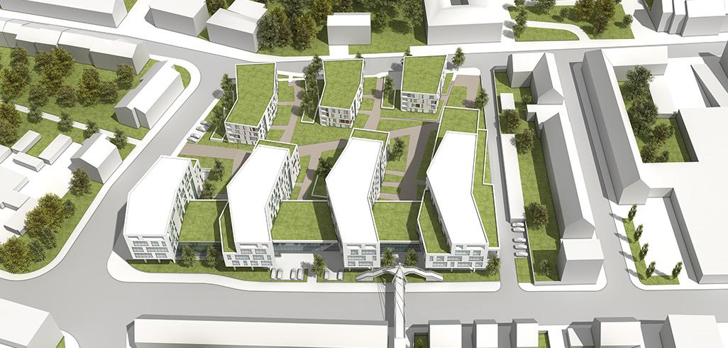 Roermonder Hfe  Dr Schrammen Architekten BDA