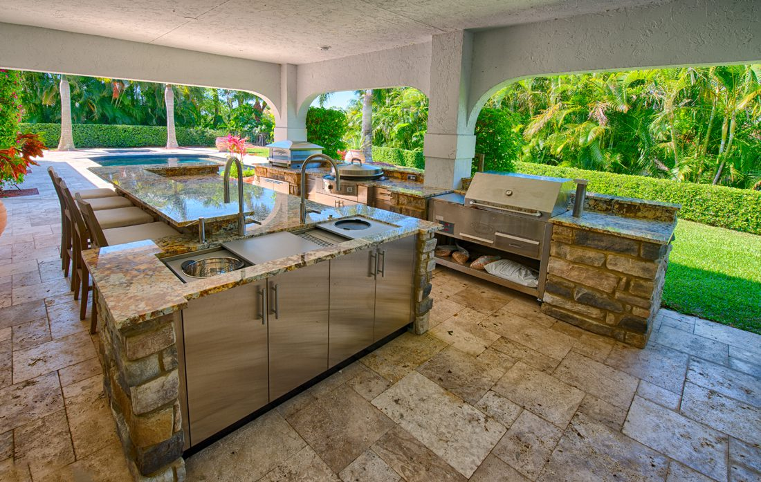 Outdoor Kitchens Jupiter Outdoor Kitchen Ideas Schrapper S