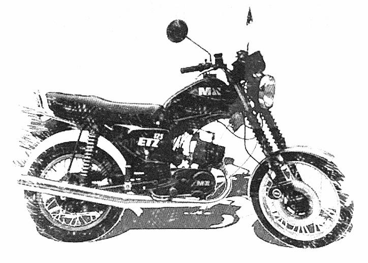 MZ ETZ Typen,Motor Schrauben für Simson, MZ, Zündapp