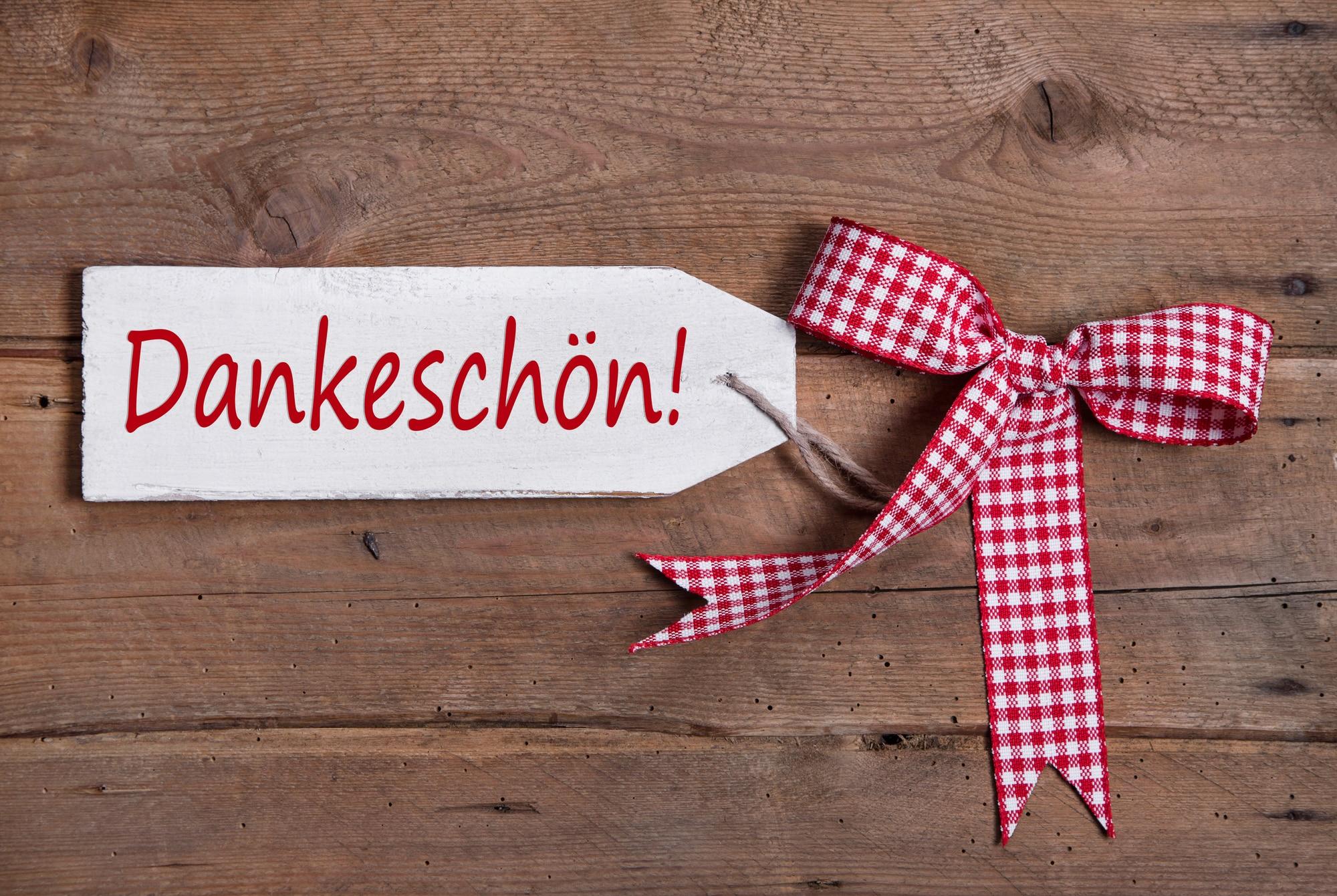 Danke sagen 5 Tipps und 50 Beispiele fr Dankessprche