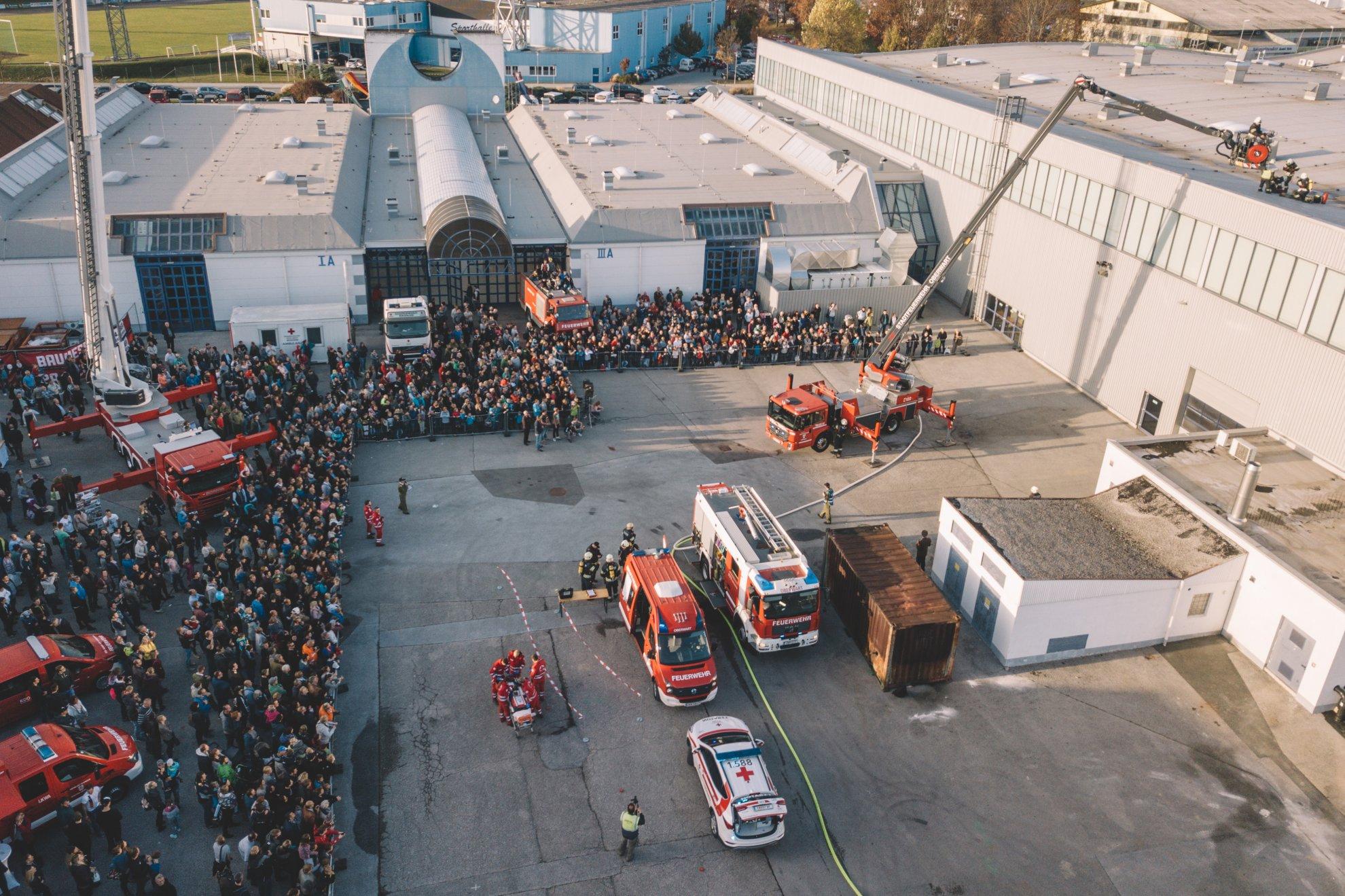 Feuerwehrmesse Oberwart