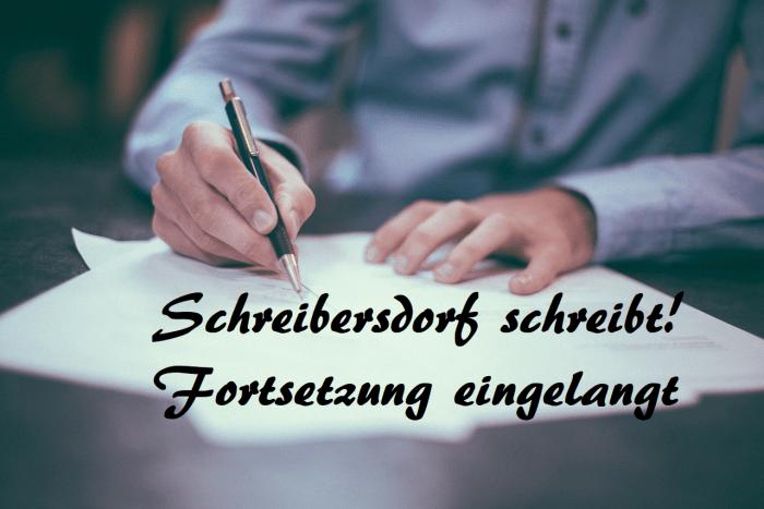 Schreibersdorf schreibt Fortsetzung