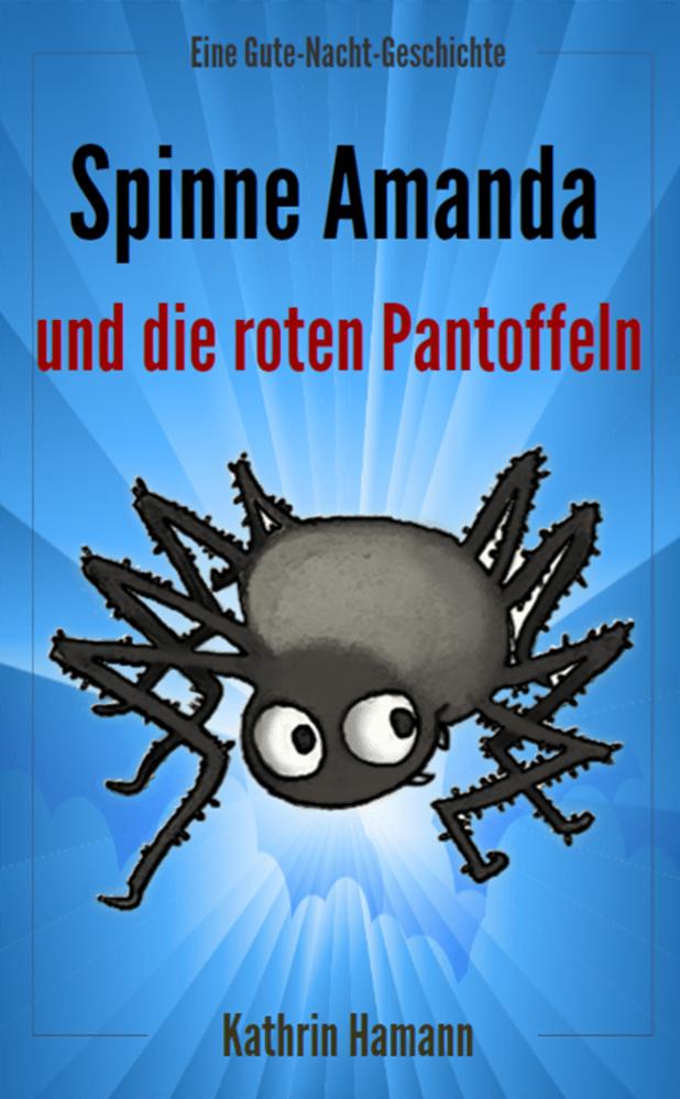 Book Cover: Die Spinne Amanda und die roten Pantoffeln