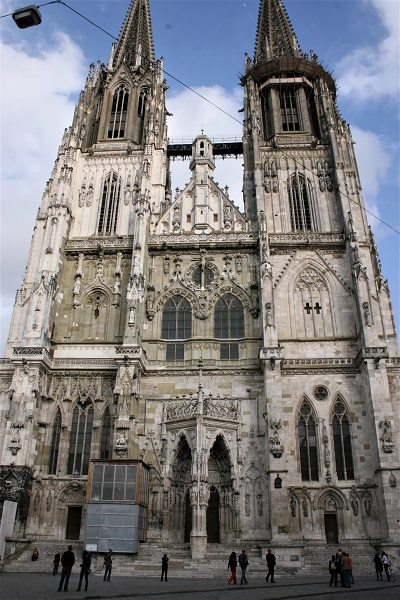 Regensburg – vom Castra Regina zum Weltkulturerbe