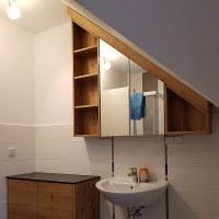Spiegelschrank Für Dachschräge
