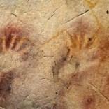 Neandertaler grottekeningen in Niaux