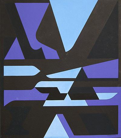 Victor Vasarely, Chadar - II. Période Denfert