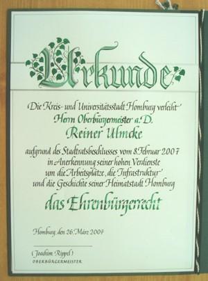 Design  Kalligrafie von Katharina Pieper  Auftragsarbeiten