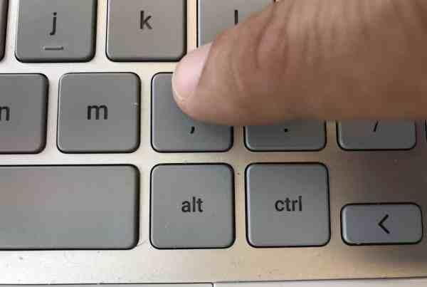 wanneer gebruik je een komma?