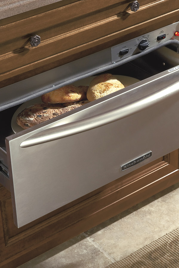 Warming Drawer Cabinet  Schrock Cabinetry