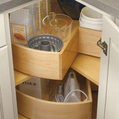 Tall Kitchen Bin Makeover Companies Cabinet Organization Products - Schrock