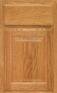 Light Oak Cabinet Finish  Schrock Cabinetry