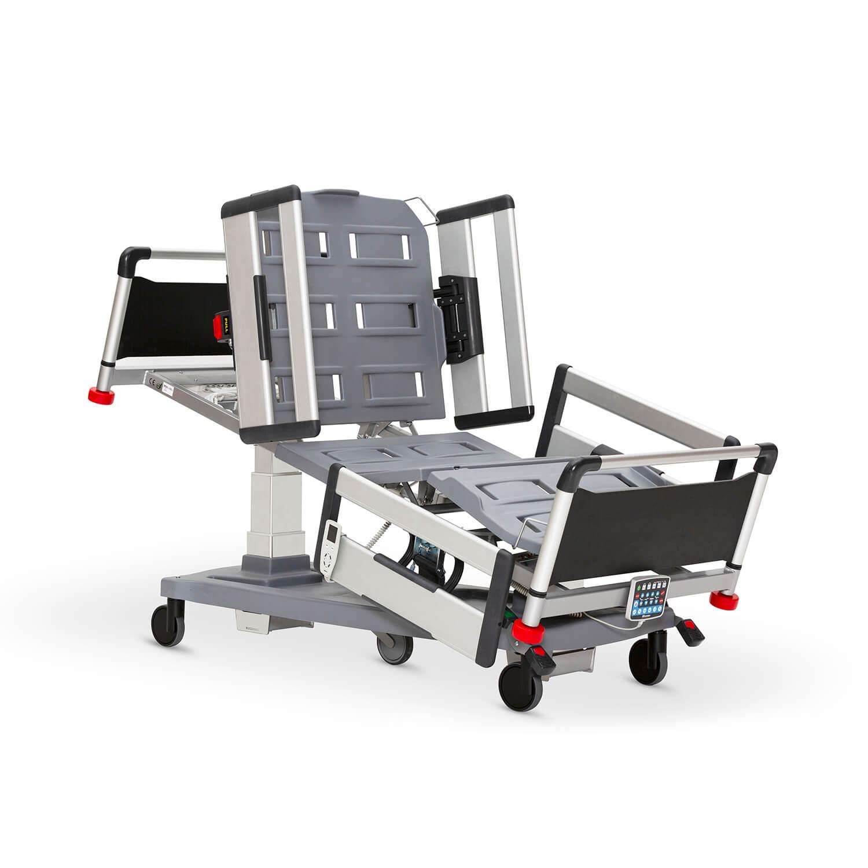 Hospital Electric Bed, 4 Motors, Aluminum Base