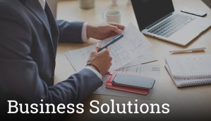 business solutions ad