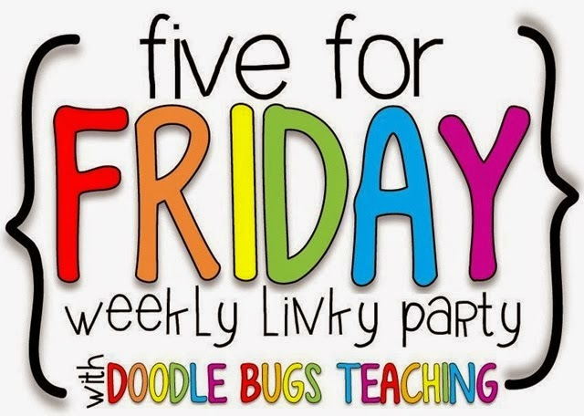 Five for Friday! There's no place like home!