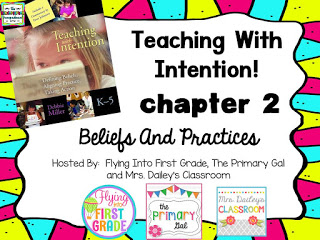 Teaching With Intention Chapter 2 {Beliefs and Practices}
