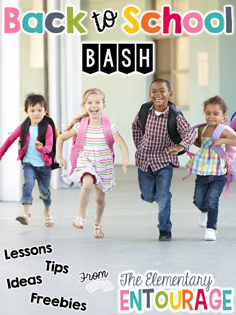 Back to School Bash with a FREEBIE!