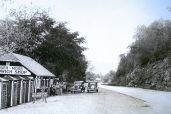 Route 66 exhibit at Missouri History Museum