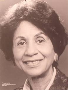 Margaret Bush Wilson Photo from Missouri History Museum exhibit, #1 in Civil Rights