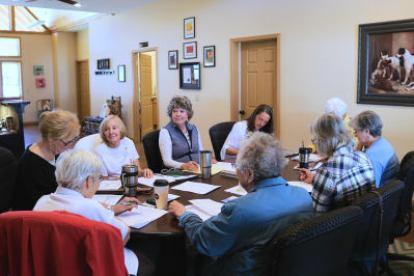 SCHS Board Meeting