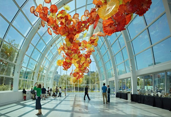 Chihuly Garden And Glass - Schuchart