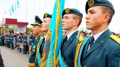 Кадетский корпус в Щучинске фото
