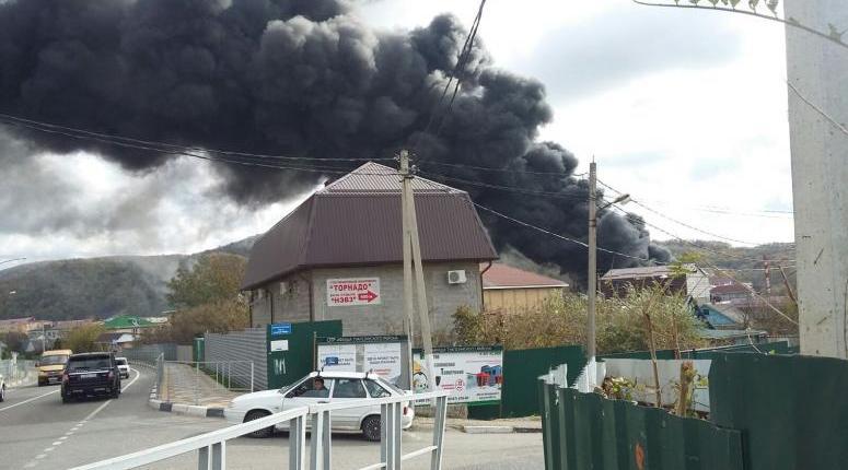 В Щучинске взорвалась котельная