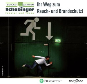 Flyer Brandschutz