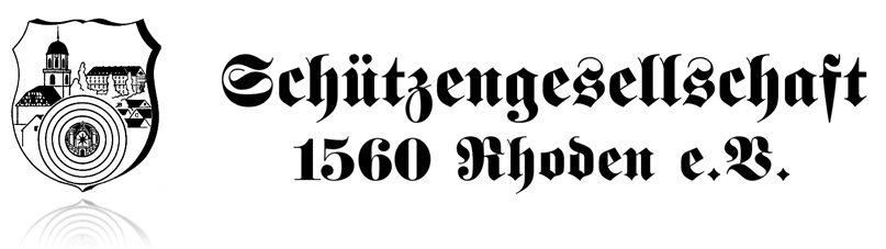 Historische Schützengesellschaft 1560 Rhoden e.V.