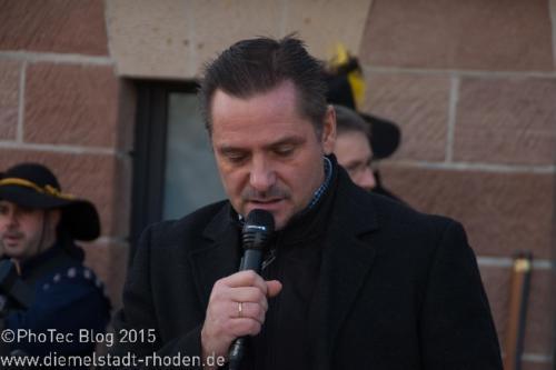 Einschiessen Schützenfest 2015