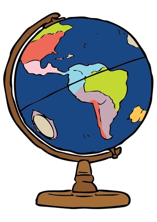 Bild Globus - Abb 28325