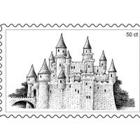 Malvorlage Briefmarke 3 Kostenlose Ausmalbilder Zum ...