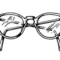 Malvorlage Brille   Kostenlose Ausmalbilder Zum Ausdrucken ...