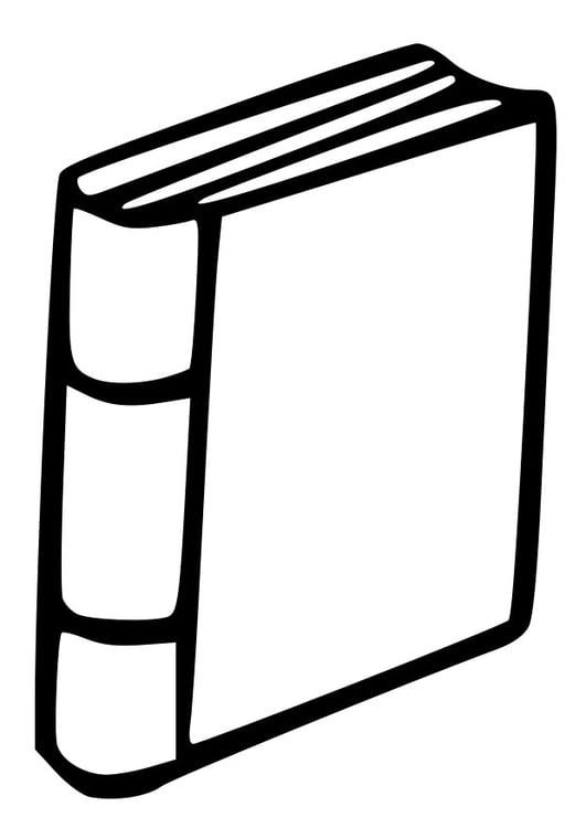 Malvorlage Buch - Kostenlose Ausmalbilder Zum Ausdrucken