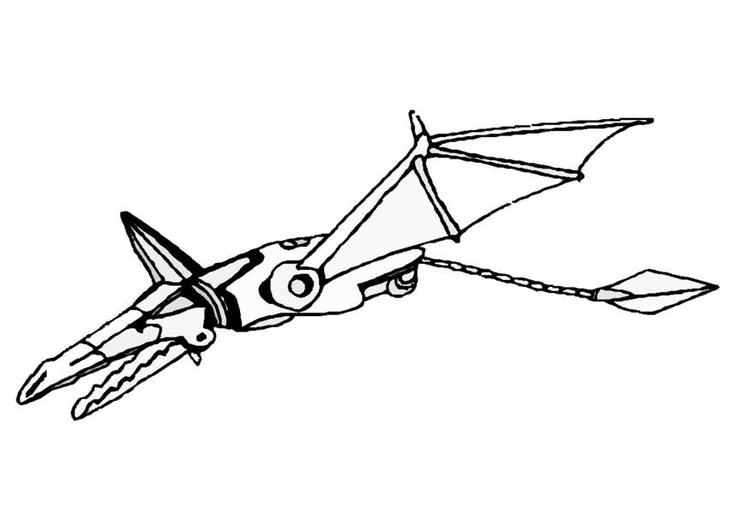 Malvorlage Drachen - Kostenlose Ausmalbilder Zum Ausdrucken