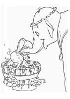 Malvorlage Dumbo   Kostenlose Ausmalbilder Zum Ausdrucken ...