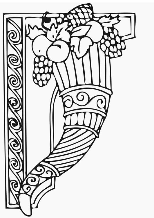 Erntedank korb malvorlage Coloring and Malvorlagan