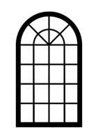 Malvorlage Fenster   Kostenlose Ausmalbilder Zum Ausdrucken.
