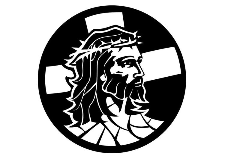 Malvorlage Jesus - Kostenlose Ausmalbilder Zum Ausdrucken